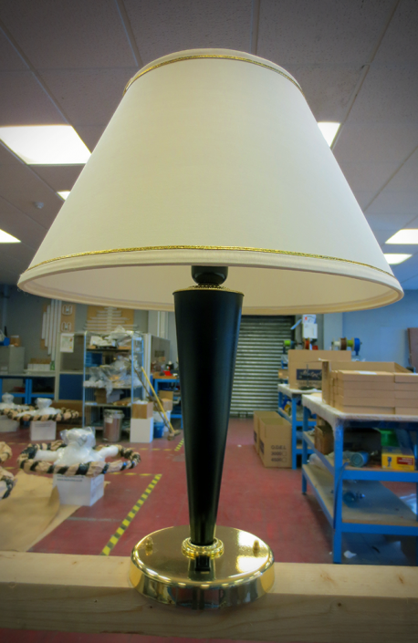 Custom Made - Cruise Ship Table Lamp
