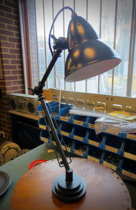 Custom Made - Period Style Table Lamp