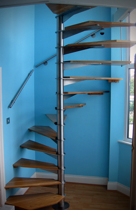 Custom Made - Spiral Staircase