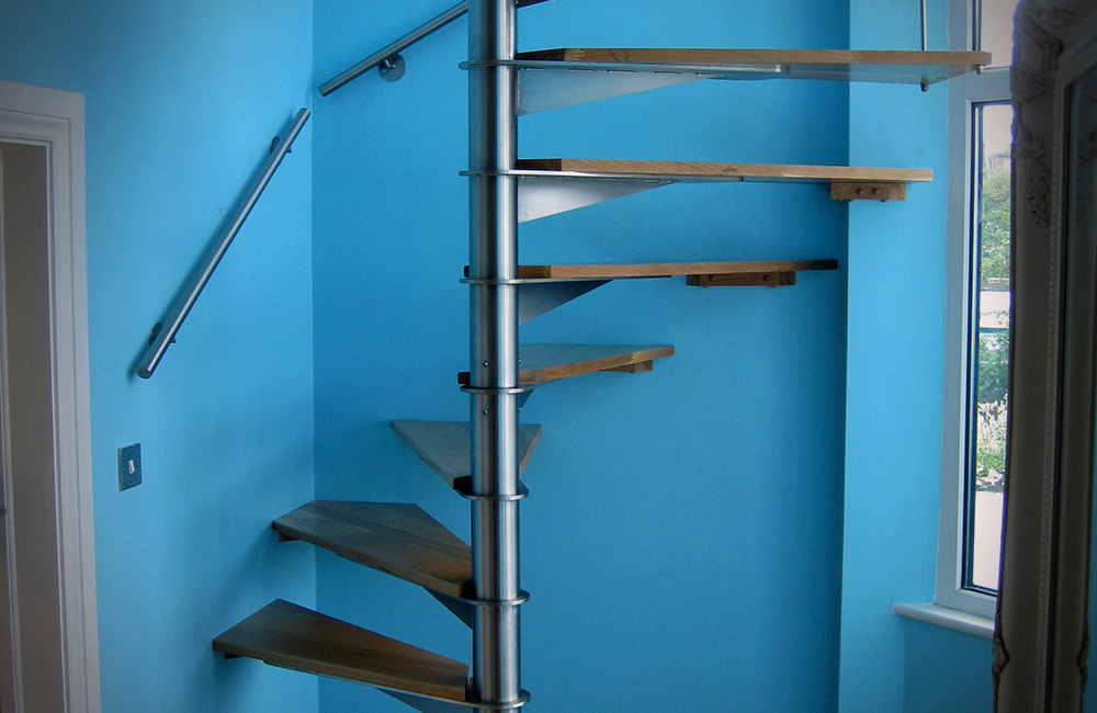 Custom Made - Spiral Staircase